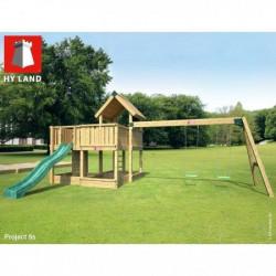 Hy-Land Javno igralište - Projekat 5 sa ljuljaškama