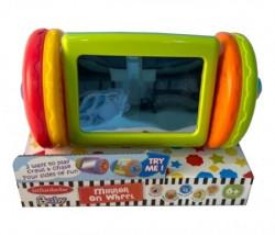 Infunbebe igracka za bebe ogledalo 6m+ ( PL7787 )