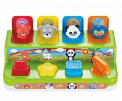Infunbebe igracka za bebe zivotinje 12m+ ( PL6611 )