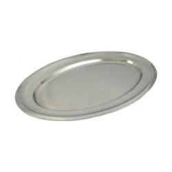 Inox ovalni posluzavnik 45 cm ( 92-444000 )