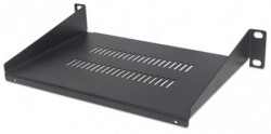 "Intellinet rack polica 10"" 1U 150MM crna (714839)( 064-0110 )"