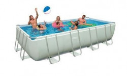 Intex 28318 bazen sa metalnom konstrukcijom 488x244x107cm