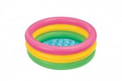 Intex baby bazen, trobojni, 86x25cm ( A021847 )