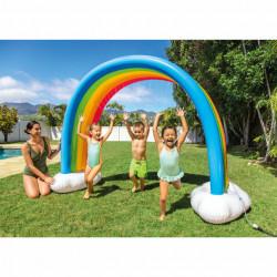 Intex Rainbow Cloud prskalica za vodu na naduvavanje ( 56597 )
