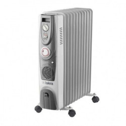 Iskra uljni radijator 11 rebara sa ventilatorom ( YL-B07FT-11 )