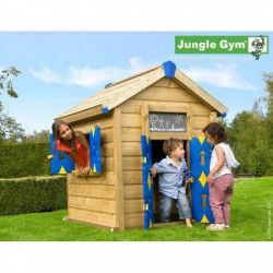 Jungle Gym - Jungle Playhouse drvena kućica