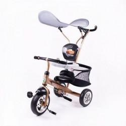 Jungle Happy Dino Tricikl 12m+ Braon ( 012271 )