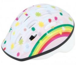 Kaciga dečija belo-šarena DUGA Veličina S (52-54) PW920-242 ( 080056 )
