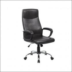 Kancelarijska fotelja 9330H Crna 635x660x1120/1215mm ( 755-987 )