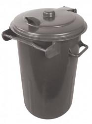 Kanta za smeće 85 litara - Crna