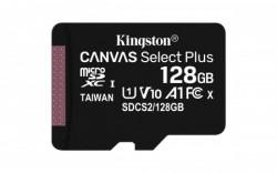 Kingston Micro SD cards SDCS2/128GBSP ( SDCS2/128GBSP )