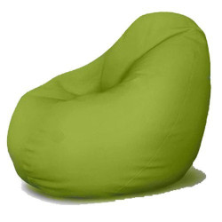 Lazy Bag eko koža - pistachio L