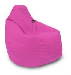 Lazy Bag - fotelje - prečnik 90 cm - Pink