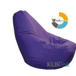 Lazy BAG JUMBO XXL Purple Šoteks ( 270x130 )