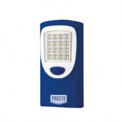 LED baterijska lampa 16 + 5 LED ( PL6123 )