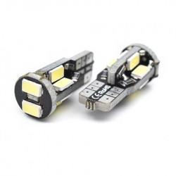 LED pozicije bele T10-5630-10SMD Canbus ( 03-051 )