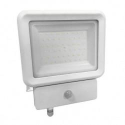 LED reflektor sa PIR senzorom 50W ( LRF019ESW-50/WH )