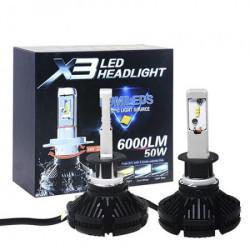 LED sijalice H1 6000lm 50W par ( 0X3H1 )