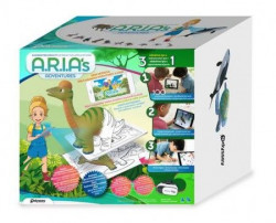 Lexitoys Arias Interaktivni set 3D avanture ( 0127358 )