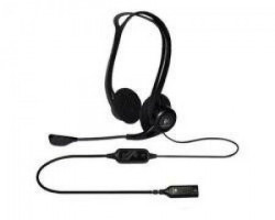 Logitech PC 960 Stereo Headset USB OEM ( 981-000100 )