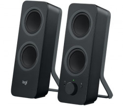 Logitech Z207 Bluetooth Speakers Black
