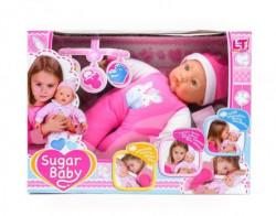 Loko toys,lutka beba u roze odelcetu,45 cm ( A015286 )