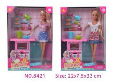 Lutka Defa u kuhinji mini ( 27/8421 )