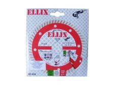 Lux rezna ploca dijamantska fi 115mm x 22.23mm turbo ellix ( 101018 )