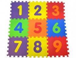 Matrax toys slagalice podne brojevi 10kom EVA ( 003021 )