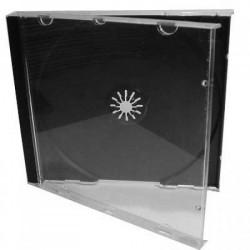 MediaRange BOX22-M kutija za CD 10.4 MM CRNI UMETAK