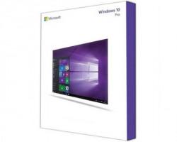 Microsoft Win Pro 10 FPP P2 32bit64-bi (HAV-00061)