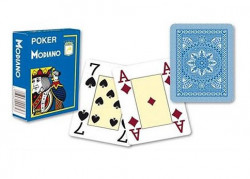 Modiano Cristallo Poker Karte - Plave( 300488 )