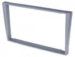 Montažni okvir za radio - RAM-40.100.7 Opel, Renault, Suzuki silver