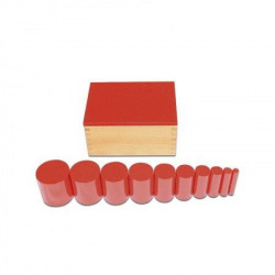 Montesori HTS0045R Kutije sa cilindrom ( 15060 )