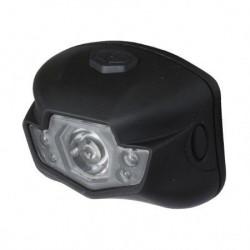 Naglavna lampa CREE LED + 4 LED ( HLP3W+4L )