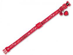 Nobby 77905 Ogrlica za mačke Love crvena ( NB77905 )