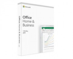 Office Home and Business 2019 English CEE Only Medialess P6 ( T5D-03347 )