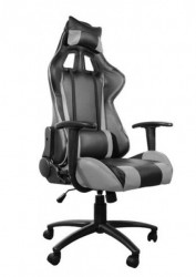 OUTLET - Gaming Chair e-Sport DS-042 Black/Grey ( DS-042 BG )
