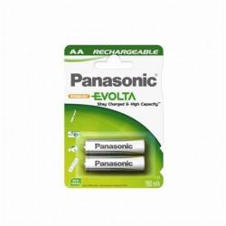 Panasonic HHR-3MVE/2BC - 2\327 AA punjive baterije 1900 mAh ( 02390392 )