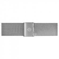 Paul Hewitt Sailor Line Plavi Srebrni ručni sat sa srebrnim pancir kaišem