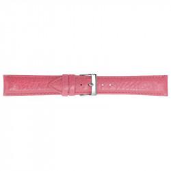 Pink Rozi Poletto Seta Calf Kožni Kaiš Za Sat