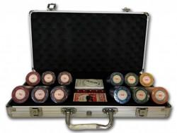 Poker set Cash game 300kom u koferu ( PC-002C-300 )