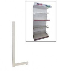 Polica za prodavnice noga 2000mm x 650mm ( 70140201 )
