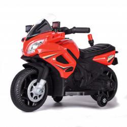 Police Mini motor za decu na akumulator - Crveni