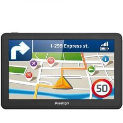 "Prestigio GeoVision 7059 7.0"" 800x480, Win CE 6.0, 28 MB RAM, 4 GB , FM, 1500 mAh, Dark Grey, Plas"