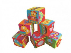 PrimeToys igračka kocke mekane za slaganje Cirkus 16 ( 0127202 )