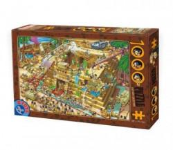 Puzzle 1000PCS CARTOON COLLECTION 03 ( 07/61218-03 )