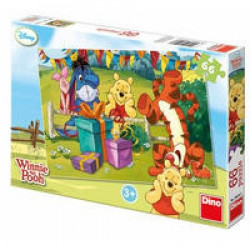 Puzzle 66pcs Winnie the Pooh ( 384163 )
