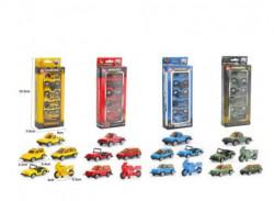 Qunsheng Toys, igračka auto set 5 komada ( A029599 )