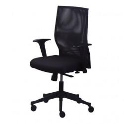 Radna stolica - Boston 918 NET (mreža + eko koža u više boja)